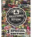 DEFQON 1 - WORLD OF MADNESS (EDICIÓN ESPECIAL) (SOLO COMPATIBLE CON 50HZ)