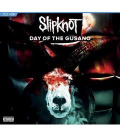 SLIPKNOT - DAY OF THE GUSANO (EDICIÓN ESPECIAL DIGIPACK)