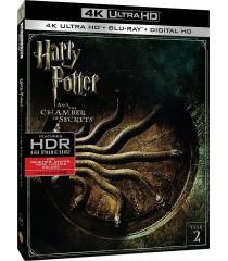 4K UHD - HARRY POTTER Y LA CÁMARA SECRETA (AÑO 2)
