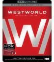 4K UHD - WESTWORLD - 1° TEMPORADA (EL LABERINTO) (EDICIÓN LIMITADA STEELBOOK)