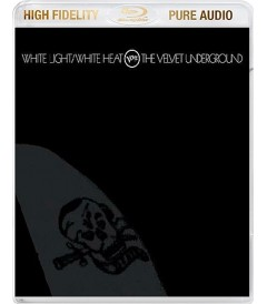 THE VELVET UNDERGROUND (WHITE LIGHT / WHITE HEAT) (BLU RAY AUDIO)