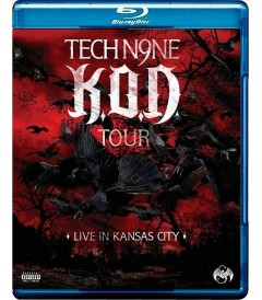 TECH N9NE (KOD TOUR) - LIVE IN KANSAS TOUR