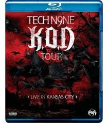 TECH N9NE (KOD TOUR) - LIVE IN KANSAS TOUR