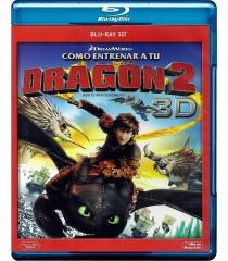 3D - CÓMO ENTRENAR A TU DRAGÓN 2
