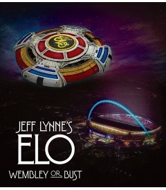 DVD - JEFF LYNNE ELO - WEMBLEY OR BUST