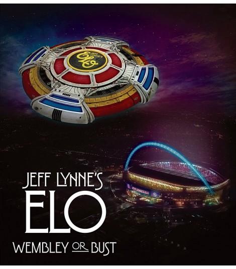 JEFF LYNNE ELO - WEMBLEY OR BUST
