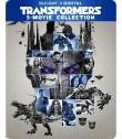 TRANSFORMERS (COLECCIÓN 5 PELÍCULAS) (EDICIÓN EXCLUSIVA STEELBOOK BEST BUY)