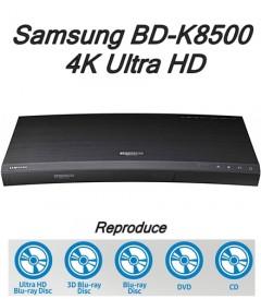 SAMSUNG UBD K8500 4K UHD BLU RAY PLAYER