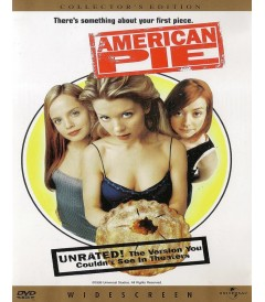 DVD - AMERICAN PIE (UNRATED WIDESCREEN)