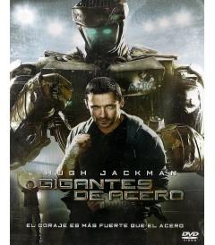 DVD - GIGANTES DE ACERO - USADA