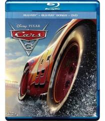 CARS 3 (BD + DVD) (*)