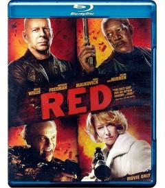 RED (RETIRADO EXTREMADAMENTE PELIGROSO) - USADA