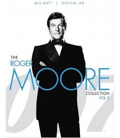 007 (LA COLECCIÓN DE ROGER MOORE VOLUMEN 2) - USADA CAJA ROTA