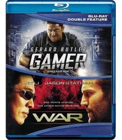 GAMER (JUEGO LETAL) / ASESINO SOLITARIO (PACK DOBLE) - USADA