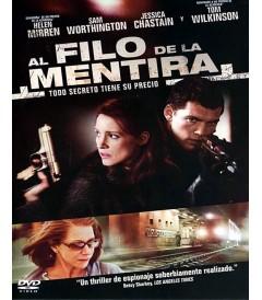 DVD - AL FILO DE LA MENTIRA - USADA