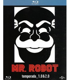 MR. ROBOT (PACK DOBLE TEMPORADAS 1 Y 2)
