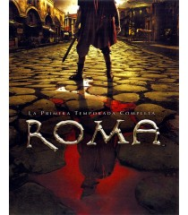 DVD - ROMA (PRIMERA TEMPORADA COMPLETA) - USADA