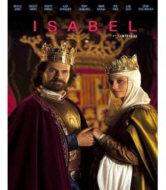 DVD - ISABEL (SEGUNDA TEMPORADA) - USADA