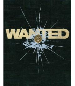 DVD - WANTED (SET DE COLECCIÓN EDICIÓN LIMITADA)