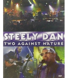 DVD - STEELY DAN (TWO AGAINST NATURE) - USADA