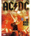 DVD - AC DC (LIVE AT RIVER PLATE) - USADA