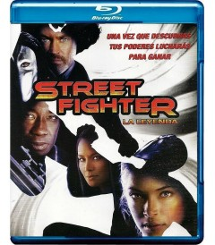 STREET FIGHTER (LA LEYENDA)