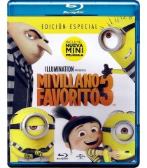 MI VILLANO FAVORITO 3 (EDICIÓN ESPECIAL)