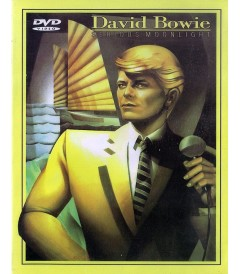 DVD - DAVID BOWIE (SERIOUS MOONLIGHT) - USADA