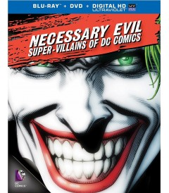 NECESSARY EVIL (SUPER VILLANOS DC COMICS)