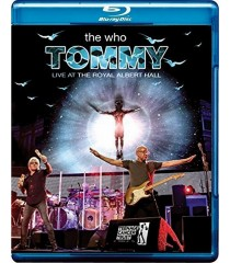 THE WHO TOMMY - LIVE AT THE ROYAL ALBERT HALL
