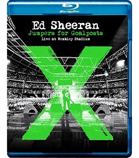 ED SHEERAN - JUMPERS FOR GOALPOSTS (LIVE AT WEMBLEY STADIUM)