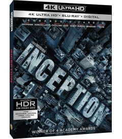 4K UHD - EL ORIGEN (INCEPTION)