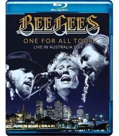 BEE GEES - ONE FOR ALL TOUR (LIVE IN AUSTRALIA 1989)