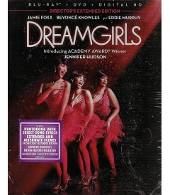 DREAMGIRLS (EDICIÓN DIGIBOOK EXTENDIDA DEL DIRECTOR)