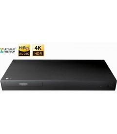 LG UP 875 4K UHD 3D BLU RAY PLAYER