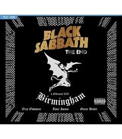 BLACK SABBATH - THE END (LIVE IN BIRMINGHAM) (EDICIÓN ESPECIAL DIGIPACK)