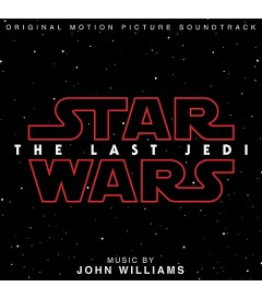 CD - STAR WARS EPISODIO VIII (LOS ÚLTIMOS JEDI) (ORIGINAL MOTION PICTURE SOUNDTRACK)