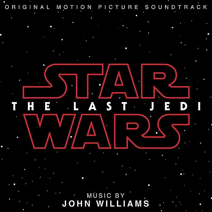 CD - STAR WARS EPISODIO VIII (LOS ÚLTIMOS JEDI) (ORIGINAL MOTION PICTURE SOUNDTRACK)