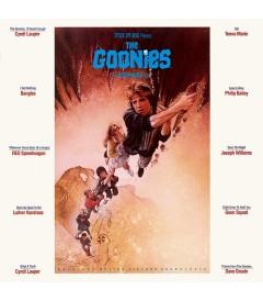 LP - THE GOONIES (ORIGINAL MOTION PICTURE SOUNDTRACK)