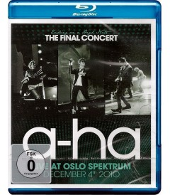 A-HA - ENDING ON A HIGH NOTE (THE FINAL CONCERT)