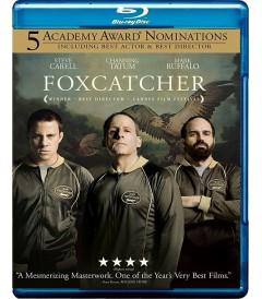 FOXCATCHER (UNA HISTORIA AMERICANA) - USADA