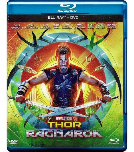 THOR (RAGNAROK) (BD+DVD)