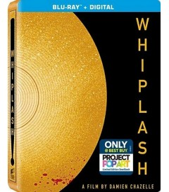 WHIPLASH (MÚSICA Y OBSESIÓN) (EDICIÓN EXCLUSIVA STEELBOOK BEST BUY)