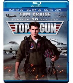 3D - TOP GUN (PASIÓN Y GLORIA) (EDICIÓN LIMITADA)