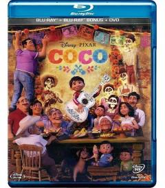 COCO (BD + DVD)