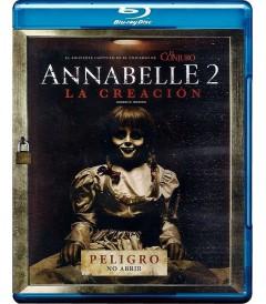 ANNABELLE 2 (LA CREACIÓN) (*)