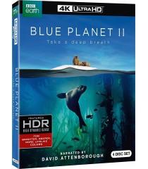 4K UHD - BLUE PLANET 2