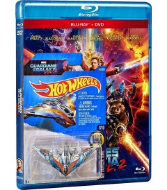 GUARDIANES DE LA GALAXIA (VOLUMEN 2) (INCLUYE MILANO HOT WHEELS) (MCU) (*)