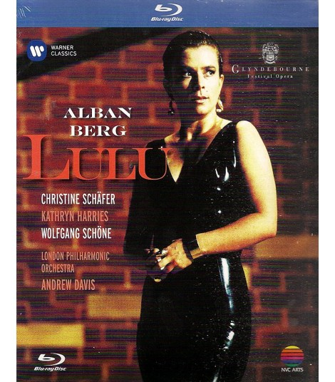 ALBAN BERG - LULU (GLYNDEBOURNE FESTIVAL OPERA)