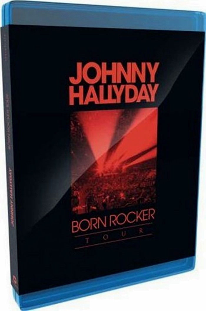 JOHNNY HALLYDAY - BORN ROCKET TOUR